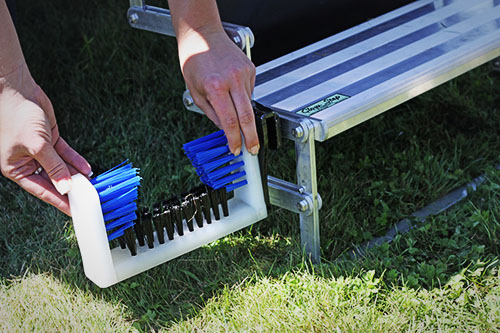 shoe-brush-for-camping