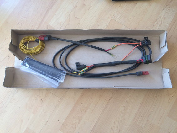 HP-wire harness