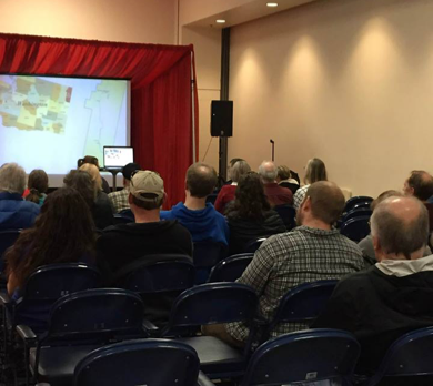 Seattle RV Show Seminar