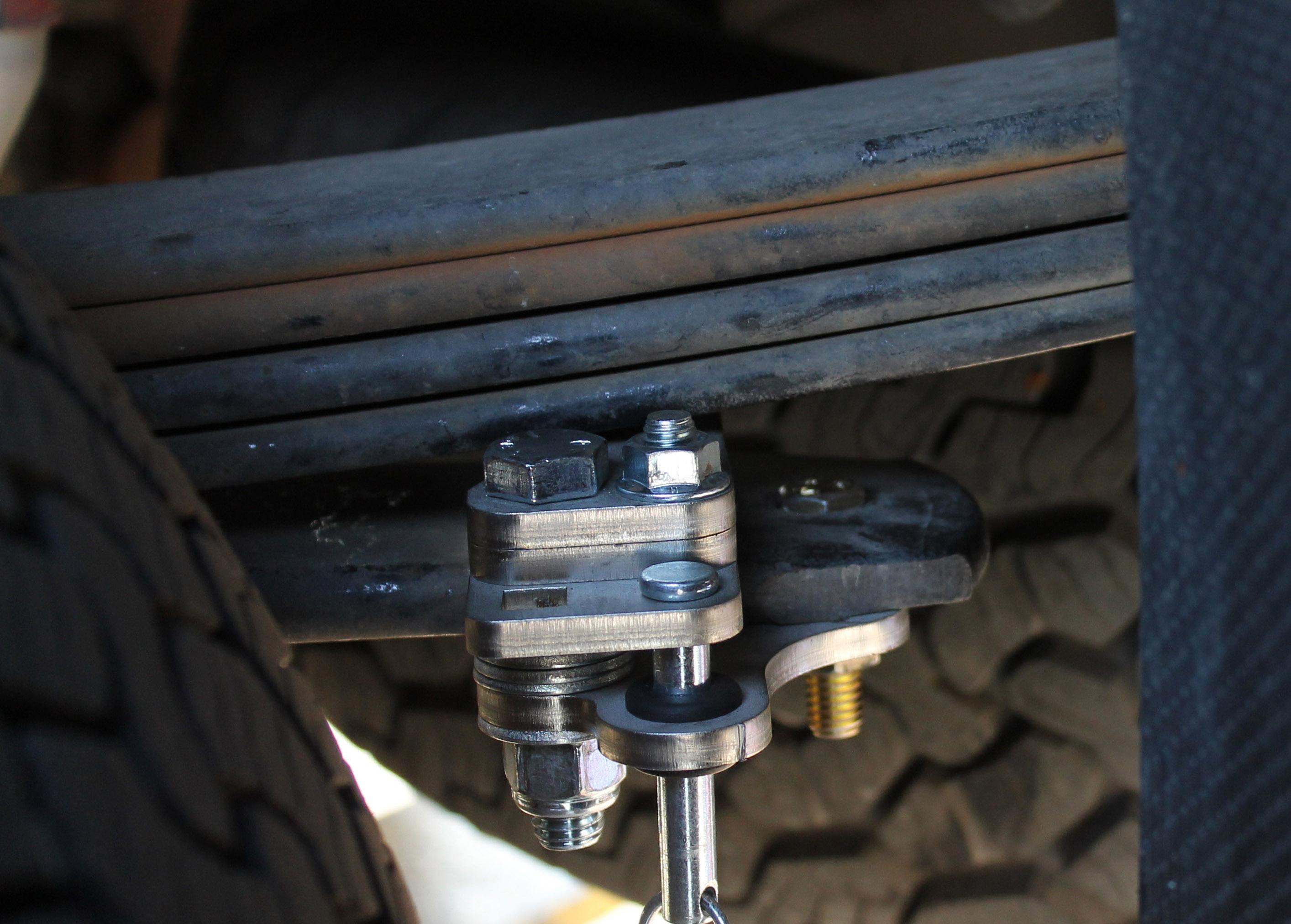 Truck Camper Suspension - Blog