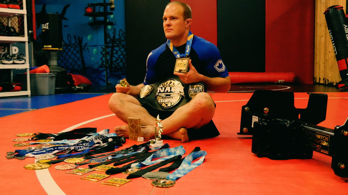 Torklift Sponsors Jiu Jitsu World Champion Ron Boutilier