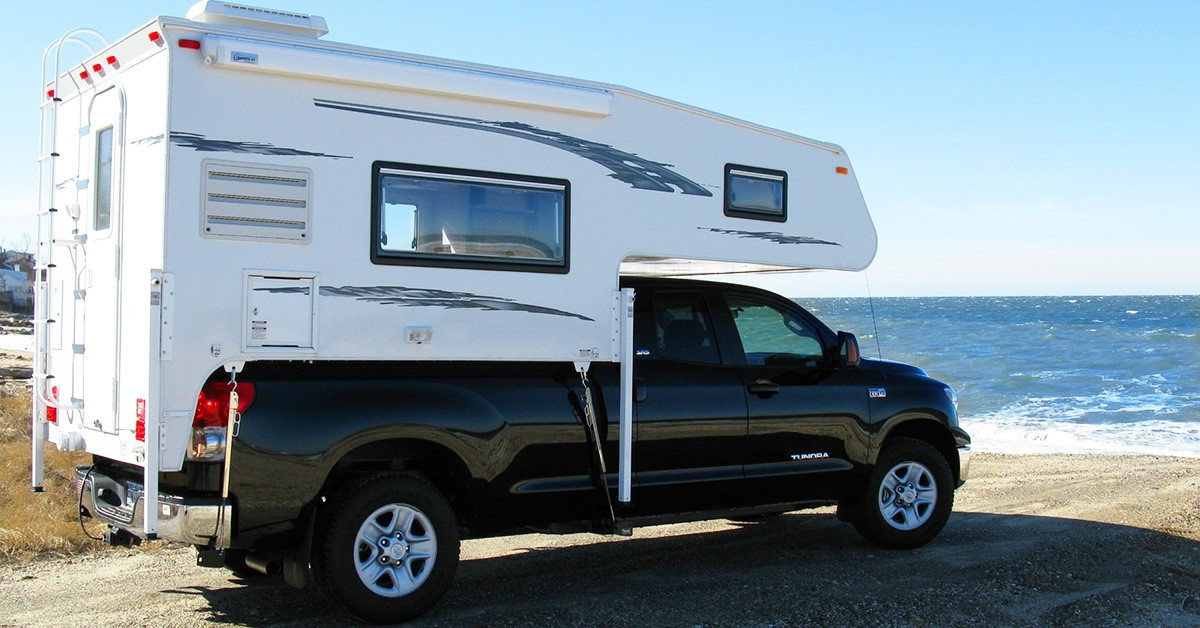 5 Quick Tips for Truck Camper Upkeep - Ford Truck