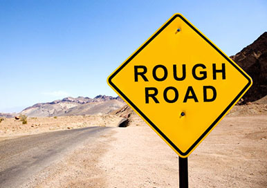 road-sign-rough