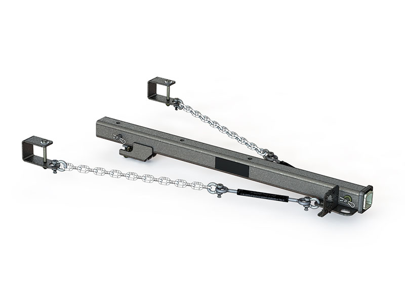 Cannon Hitch Extension