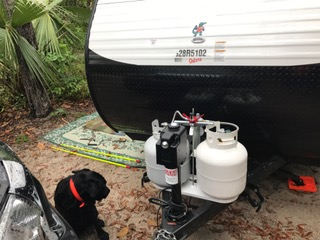 The Fortress GasLock is dog approved!