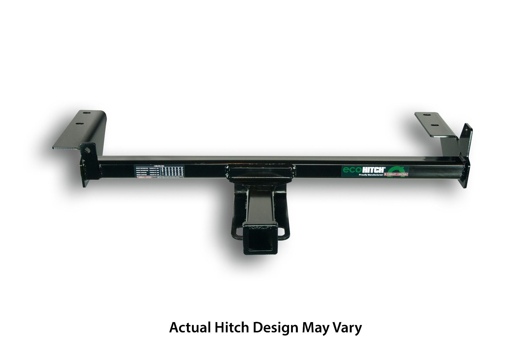 North Hitch - Front Mounted Receiver Hitch -