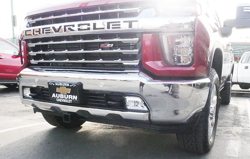 Chevrolet North Hitch - Front Mounted Receiver Hitch