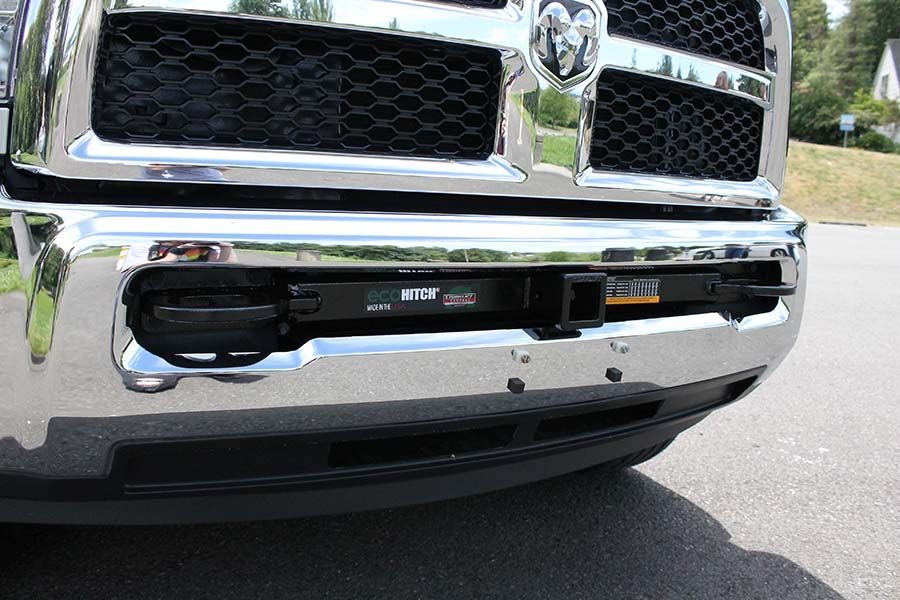 Ram North Hitch - Front Mounted Receiver Hitch