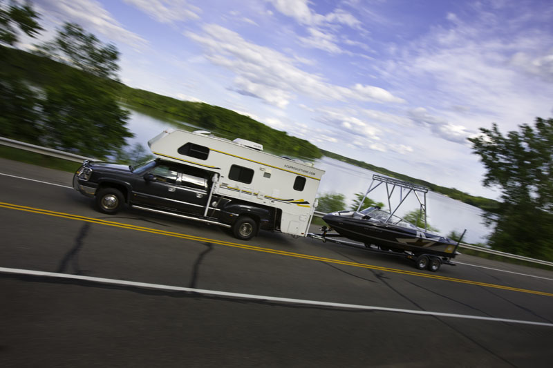 SAFEST, MOST VERSATILE, TOWING SYSTEM AVAILABLE