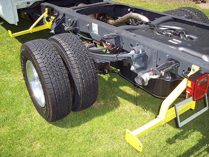 true frame mounted camper tie downs torklift international rh torklift com Wiring Harness Diagram Painless Wiring Harness Kit